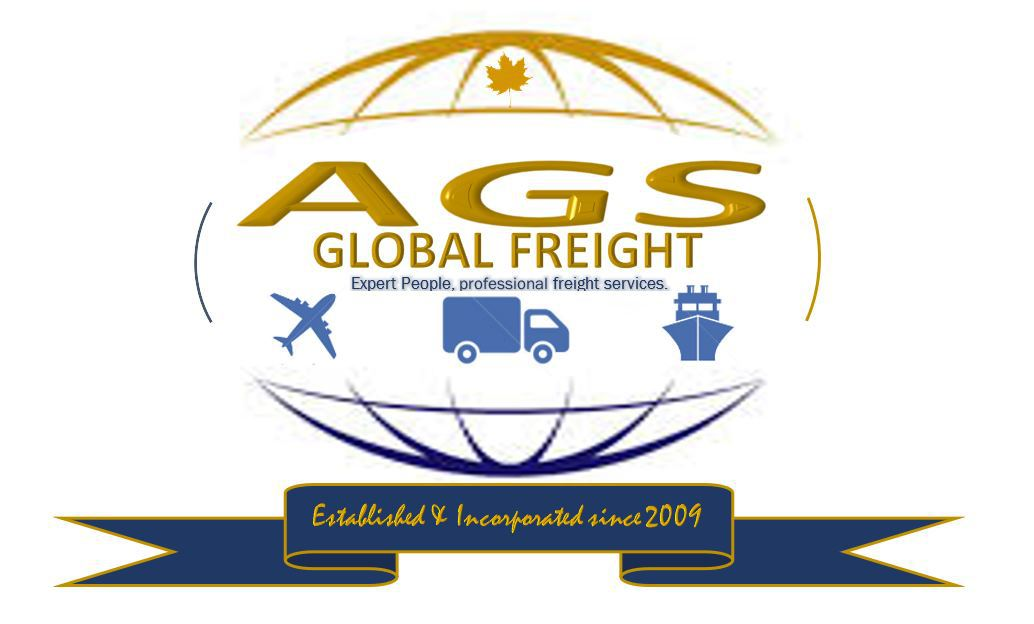 AGS Global Freight Inc - ABOUT: AGS GLOBAL FREIGHT
